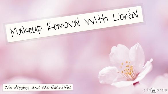Makeup Removal L'oréal