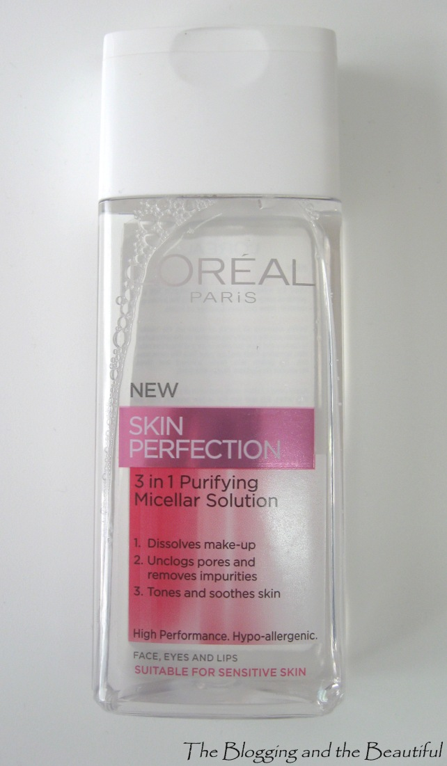 L'oréal Micellar Solution