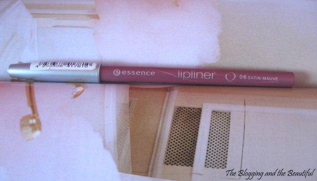 essence satin mauve lip liner