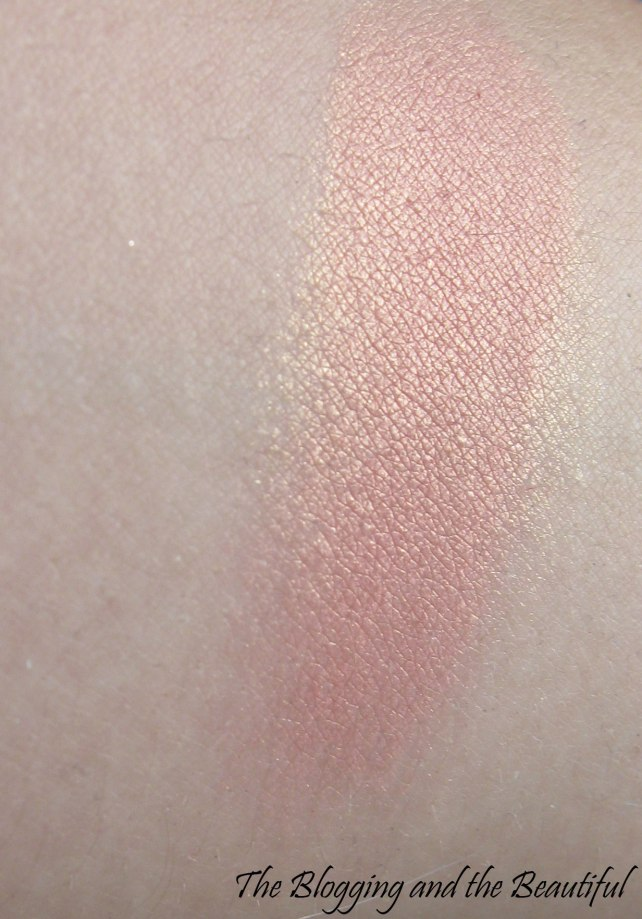 mac blush springsheen swatch