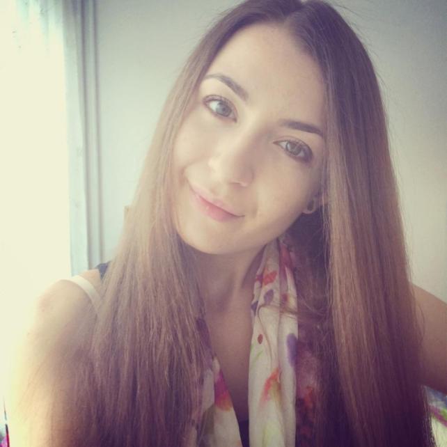 me girl blogger