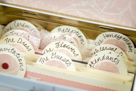 wedding planner event