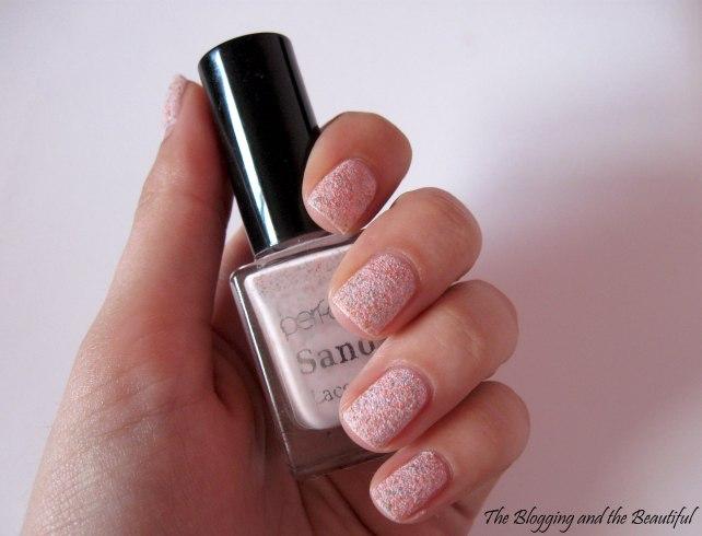 perfect cupcake sand polish s87