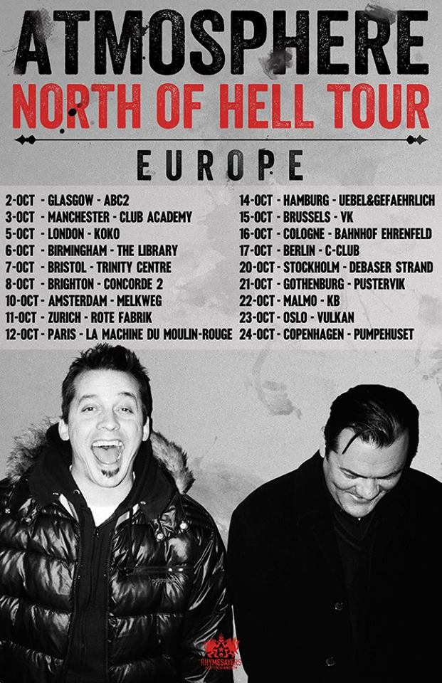 atmosphere north of hell tour berlin