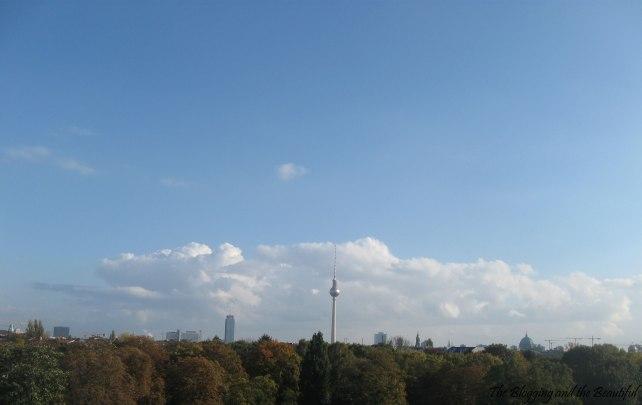 berlin trip photos memories fernsehturm