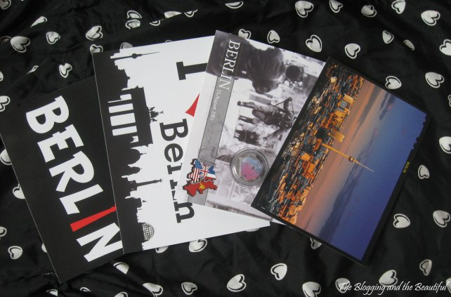 berlin trip photos memories postcards