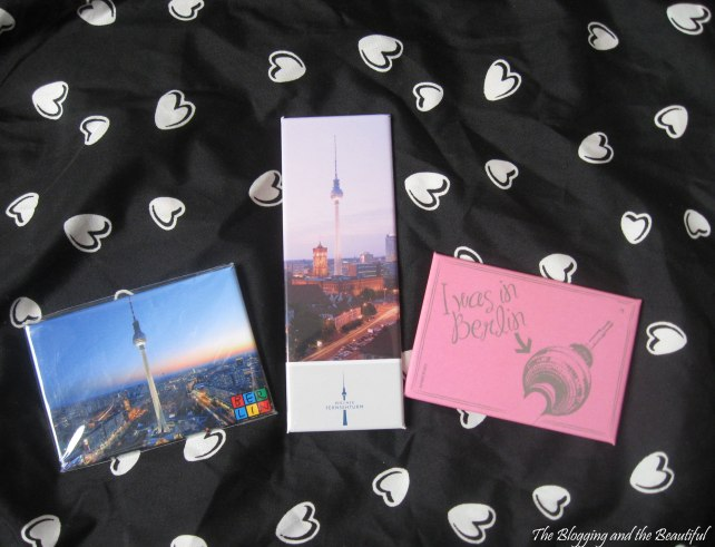 berlin trip photos memories fernesehturm magnet