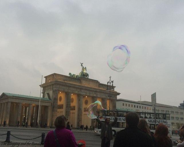 berlin trip photos memories brandenburg tor