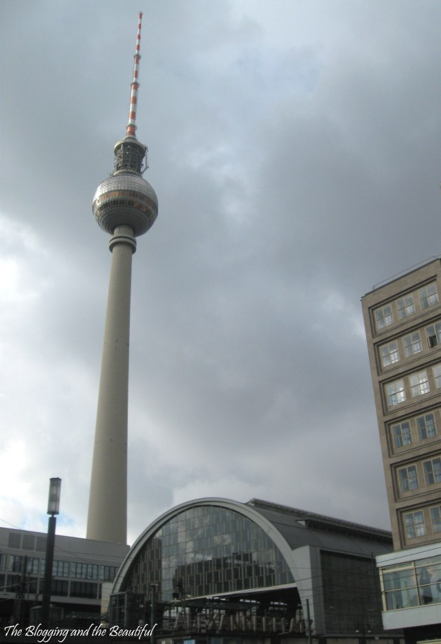 berlin trip photos memories fernsehturm