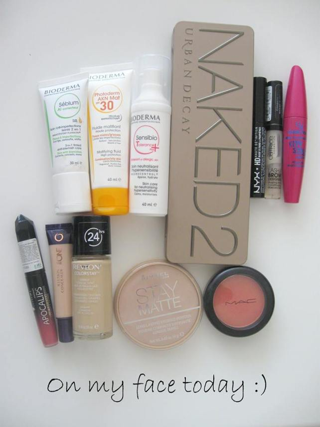 makeup addict tag