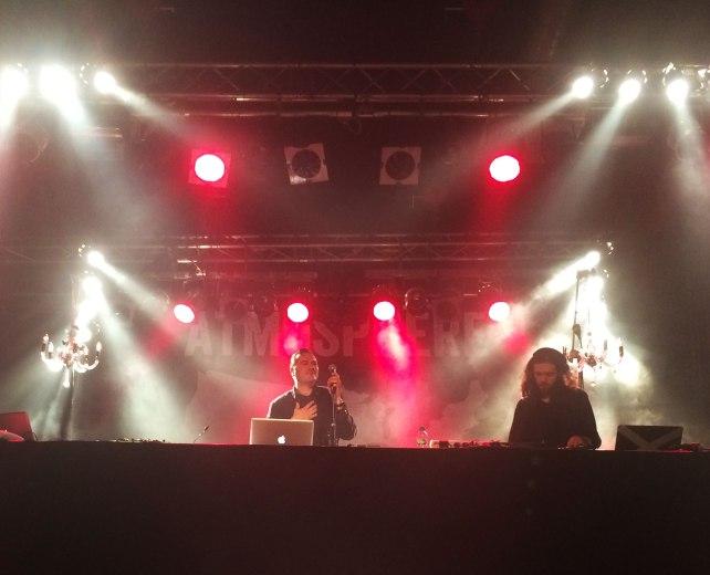 atmosphere concert berlin ant