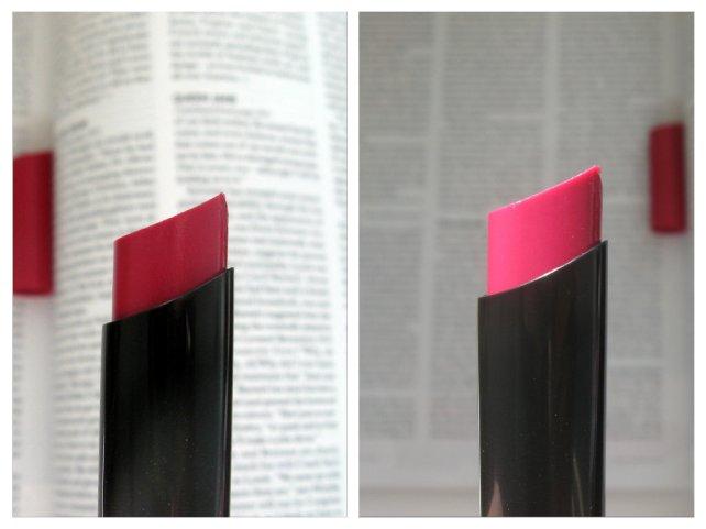 oriflame colour drop glossy berry lipstick