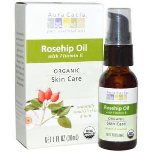 iherb.com organic rosehip oil