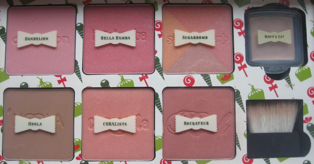 benefit cheeky sweet spot christmas