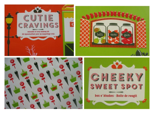 benefit cheeky sweet spot cutie cravings christmas