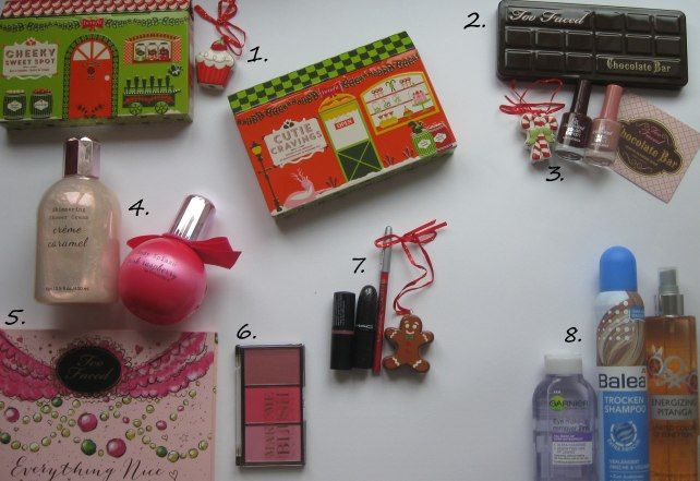 december shopping new in gifts