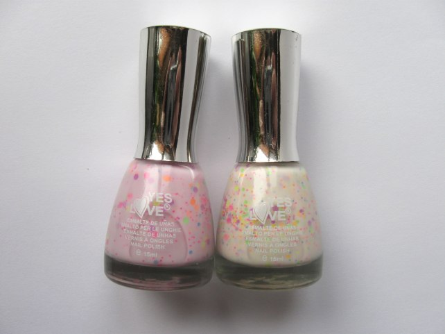 yes love nail polish G11-1 G11-5