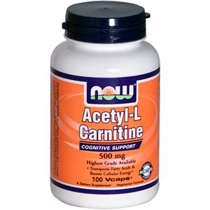 Acetyl L-Carnitine iherb.com order health fitness