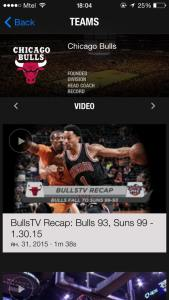 favorite apps iphone nba game time