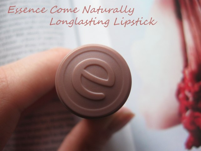 essence 03 come naturally lipstick