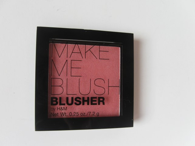 h&m blush sweet rose