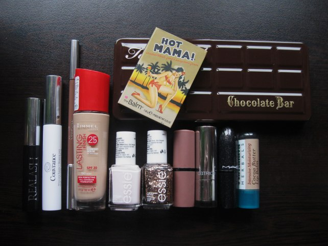 february makeup favorites