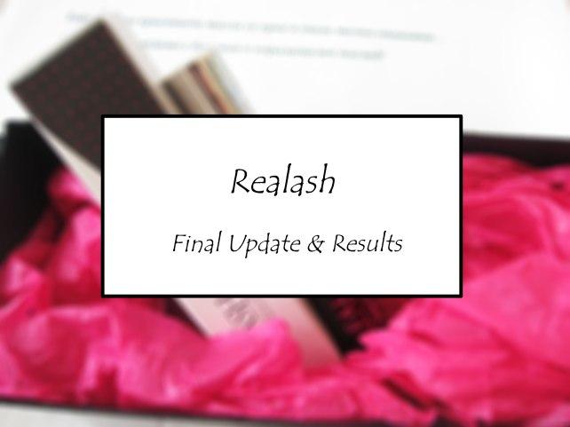 realash results