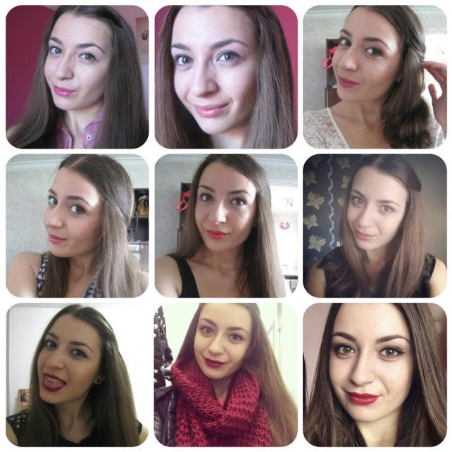 makeup memory lane