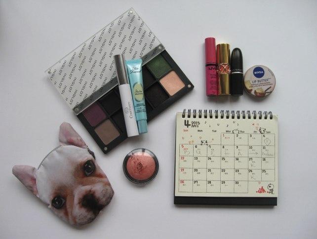 april favorites makeup
