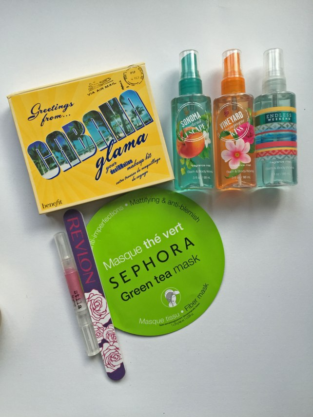benefit bath&body works sephora revlon stila christmas present