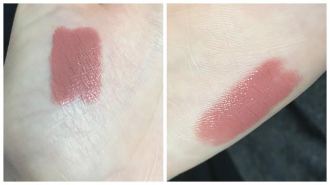 mac modesty nude lipstick cremesheen