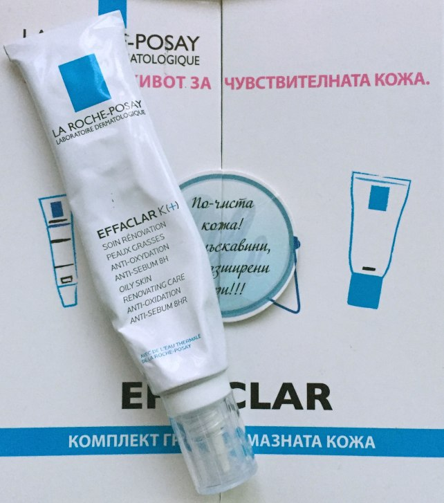 la roche-posay effaclar k(+) review skincare