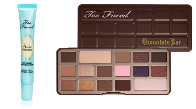 2015 holy grail products too faced chocolate bar shadow insurance