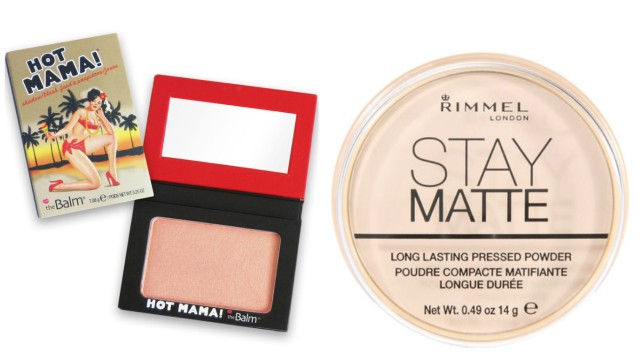 2015 holy grail products the balm hot mama rimmel stay matte